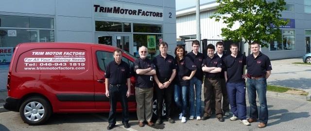 Trim Motor Factors Team