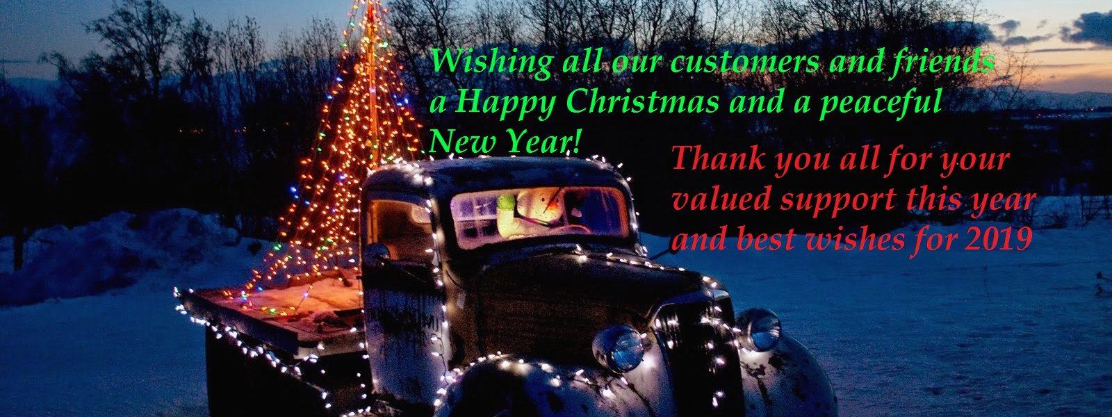 Colorful Merry Christmas Car Embellishment Christmas Pictu car christmas decorations
